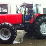 Massey Ferguson after refinish